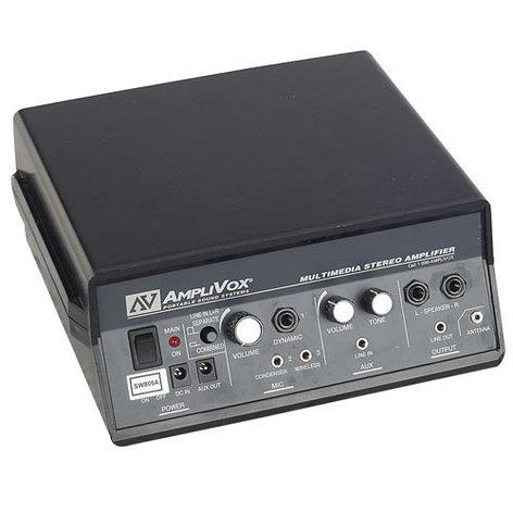 AmpliVox S805A Wireless Multimedia Amplifier S805A