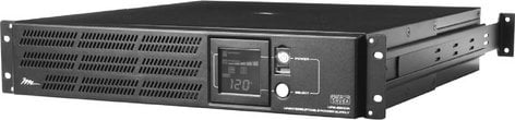 Middle Atlantic Products UPS-1000R-8IP 1000VA/750W Uninterruptible Power Supply with Web-Based Control UPS-1000R-8IP