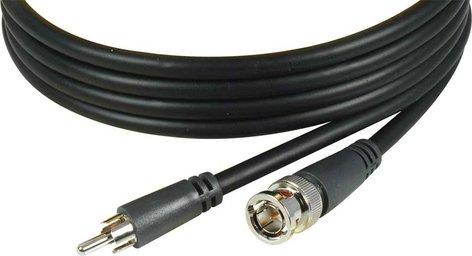 TecNec B-P-6  RCA-BNC Cable, 6ft B-P-6