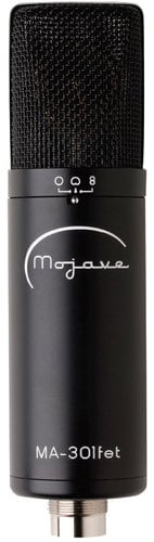Mojave Audio MA-301fet Multi-Pattern Large Diaphragm Solid-State Condenser Microphone MA301-FET