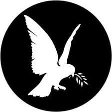 Rosco Laboratories 78089 Doves of Peace Gobo 78089