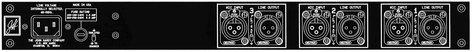 John Hardy Company M-1 3-Channel Microphone Preamplifier M-1-3CH