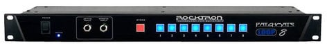 Rocktron PatchMate Loop 8 Rackmount Guitar Controller/Looper/Effects Looper/Router/Channel Switcher PATCHMATE-LOOP-8