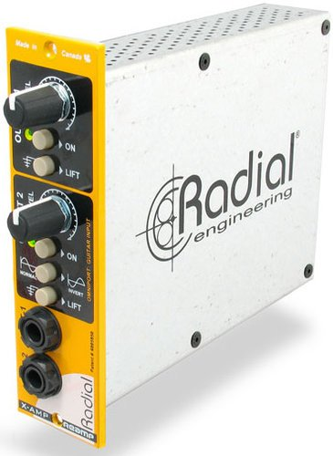 Radial Engineering X-AMP-500 X-Amp 500 Series Active Reamper Module X-AMP-500