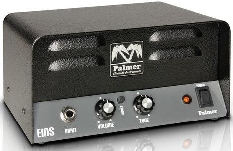 Palmer PEINS 1W Tube Guitar Amplifier Head PEINS