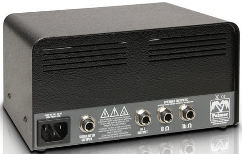 Palmer EINS 1W Tube Guitar Amplifier Head PEINS