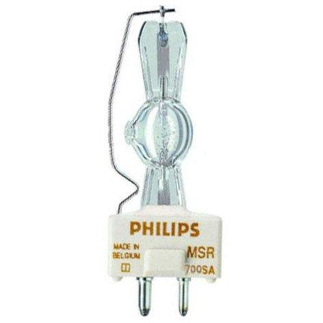 Philips MSR 700/SA 700W/72V MSR Short Arc Single-Ended Gas Discharge Lamp MSR700/SA-PH