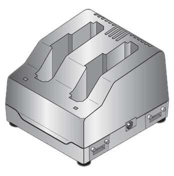 Sennheiser L60 Battery Charger for 9000 Series BA 61 Battery Packs L60