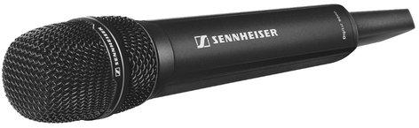 Sennheiser SKM9000 BK Handheld Transmitter, Black, No Mic Head SKM9000-BK