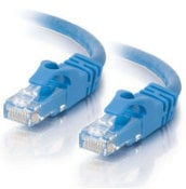 Cables To Go 27141  3' Cat6 550MHz Snagless Patch Cable, Blue 27141