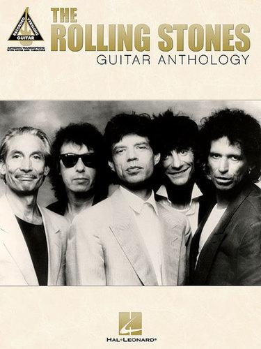 Hal Leonard 00690631  Rolling Stones Guitar Anthology 00690631