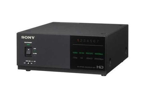 Sony BRUSF10 HD Optical Multiplex for the BRCZ330 BRUSF10