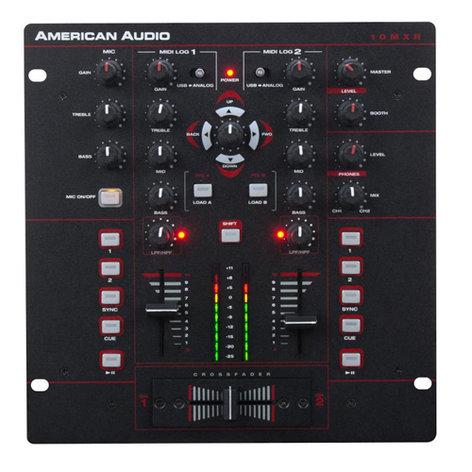 American Audio 10MXR 2 Channel DJ Controller 10MXR