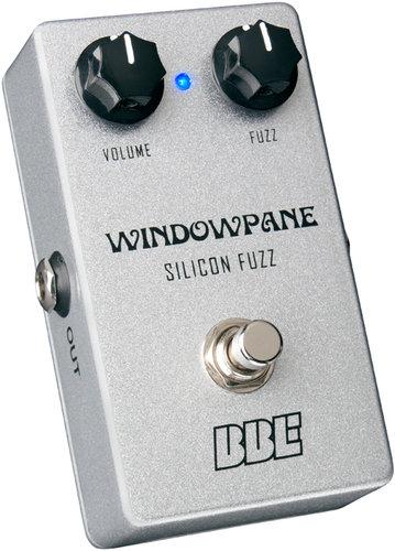 BBE WINDOWPANE Silicon Fuzz Pedal WINDOWPANE