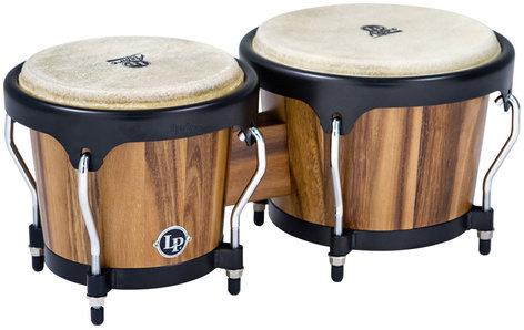 Latin Percussion LPA601-SW Aspire Jamjuree Wood Bongos LPA601-SW