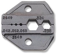 Paladin Tools PA2649  CrimpALL Interchangeable Die Sets for Coaxial Connectors, RG59, RG6 PA2649