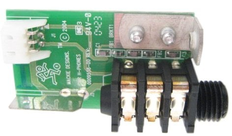 Mackie 0009538-00 Mackie Mixer Headphone PCB 0009538-00