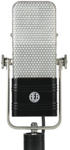 AEA R44CE  Ribbon Microphone, Satin Nickel R44CE