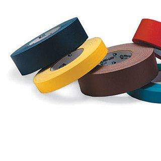 "Rose Brand 4"" W Gaffer's Tape 55 Yard Roll of Black Gaffer's Tape GAFFERS-4"""