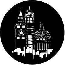 Rosco Laboratories 77816 London Gobo 77816