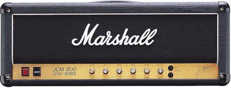 Marshall Amplification JCM800 2203 100W Tube Guitar Amplifier Head M-2203-01-U