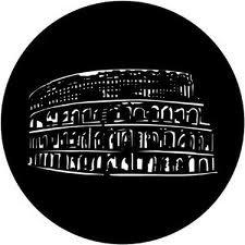 Rosco Laboratories 78143 Rome Gobo 78143
