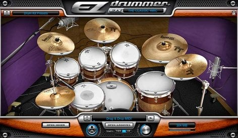 Toontrack ROOTS-BRUSHES Roots SDX - Brushes, Rods & Mallets Software Drum Expansion, Boxed Version ROOTS-BRUSHES