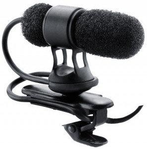 DPA Microphones 4080-BM Miniature Cardioid Lavalier Microphone 4080-BM
