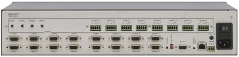 Kramer VP-4X8AK 4x8 Computer Graphics Video & Stereo Audio Matrix Switcher VP4X8AK