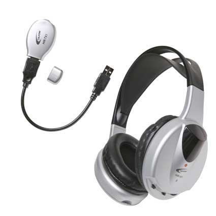 Califone International HIR-KT1  IR Wireless Headphone, with Transmitter HIR-KT1