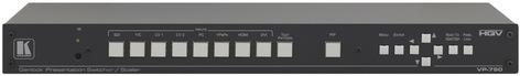 Kramer VP-790 8-Input ProScale™ Genlock Presentation Scaler/Switcher VP790