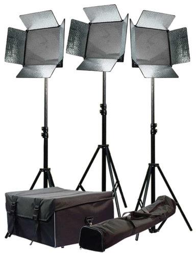 ikan Corporation ID1000v2-KIT 3-Point LED Light Kit with Remote ID1000V2-KIT