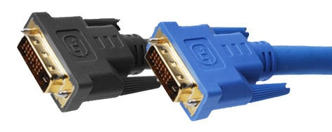 Gefen Inc CAB-DVIC-DLB-60MM  60 ft DVI Dual Link Cable, Black CAB-DVIC-DLB-60MM