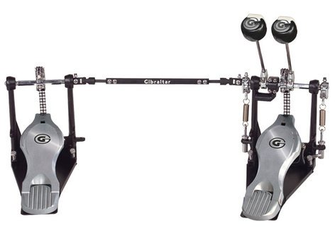 Gibraltar 6711DB Dual Chain Double CAM Drive, Double Bass Drum Pedal 6711DB