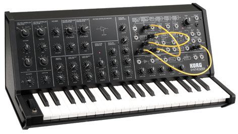 Korg MS-20 mini Monophonic Analog Synthesizer MS20MINI