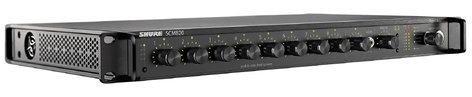 Shure SCM820 8Ch Intellimix Digital Auto Mixer SCM820