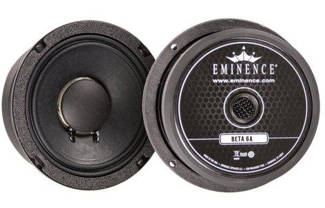 """Eminence Speaker BETA-6A 6.5""""  Mid/Bass Woofer BETA-6A"""