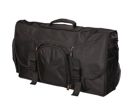 Gator Cases G-CLUB CONTROL 25 Large Messenger Bag for DJ style Midi controller G-CLUB-CONTROL-25