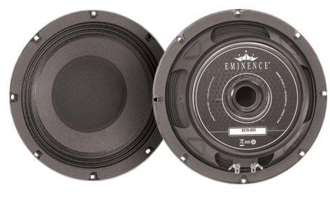 "Eminence Speaker BETA-8CX 8"" Coaxial Speaker BETA-8CX"