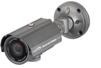 Speco Technologies HTB11FFI  Intensifier 3™ Series Weather Resistant Focus Free Bullet Camera HTB11FFI