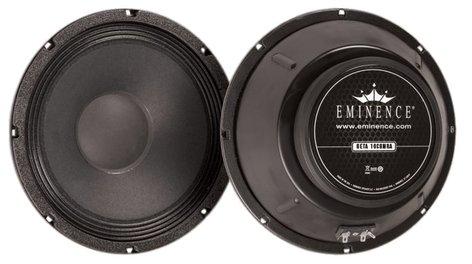 "Eminence Speaker BETA-10CBMRA 10"" Midrange Woofer BETA-10CBMRA"