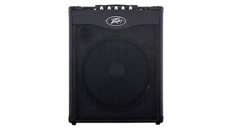 """Peavey MAX 115 II 300W 1x15"""" Bass Combo Amplifier with DDT Speaker Protection MAX-115-II"""