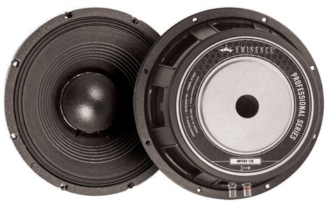 "Eminence Speaker IMPERO 12A 12"" High Power Woofer IMPERO 12A"