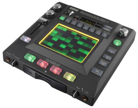 Korg Kaossilator Pro+ Dynamic Phrase Synthesizer/Loop Recorder KOPRO+