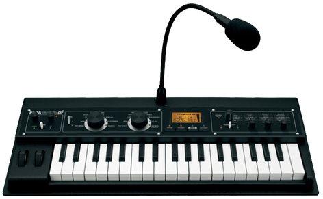 Korg MicroKorg XL+ 37-Key Synthesizer and Vocoder MICROKORG-XL+