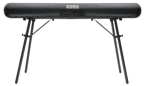 Korg SP-280 Black 88-Key Digital Stage Piano SP280BK