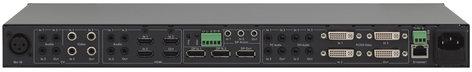 Kramer VP-28 14-Input Multi-Format Presentation Switcher with Stereo Audio VP28