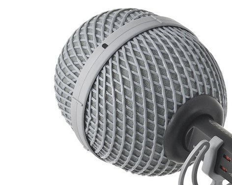 Rycote 011007  21mm Baby Ball Gag Windshield 011007