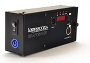 """Leprecon 90-40-0002 W-PC1 Watson Power Manager with 9"""" Enclosure and Single PowerCon Switched Outlets 90-40-0002"""