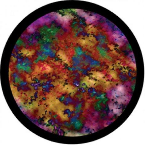 Rosco Laboratories 86734 Glass Earthtones Gobo 86734